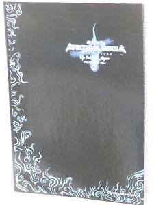 SPECTRAL-SOULS-The-Voice-of-Spirit-Art-Works-Illustration-Ltd-Booklet-PS2-Book