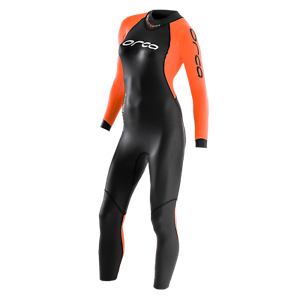 Brand New 2019 Orca Openwater Women/'s Fullseeve Wetsuit