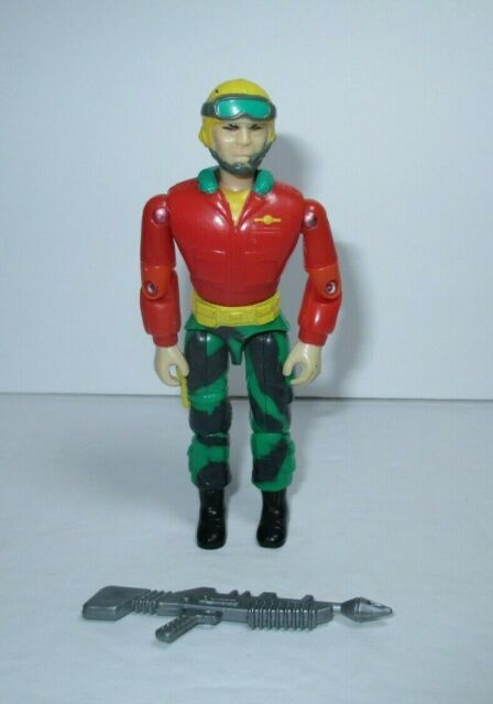 "3.75/"" Lanard the Corps World Force Team Sensel Kabuto w// Accessories Figure"