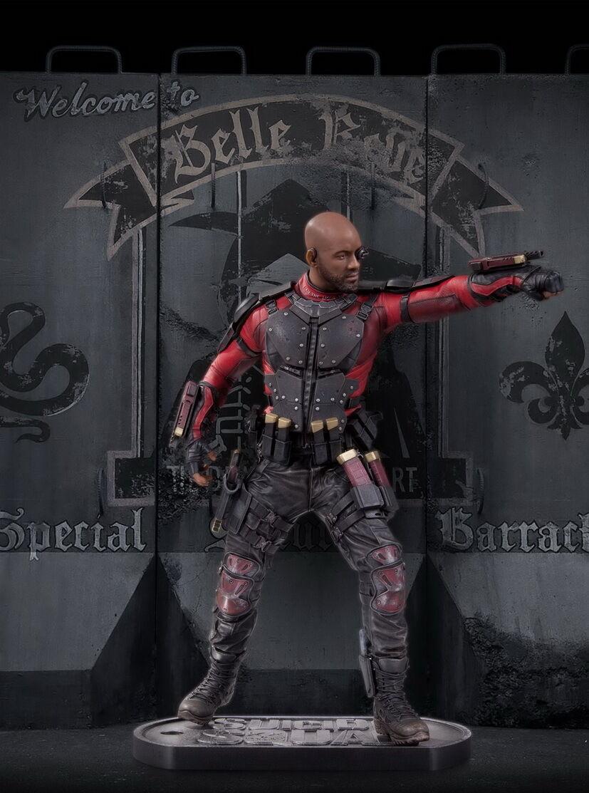 AVSLUTANDE NIB DC Direkt Suicide Squad Deadsvarm Staty
