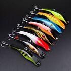 Jerkbait 1/0# Treble Hooks Crankbait Hard Bait 41g 14cm Pencil Fishing Lures