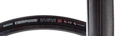 MAXXIS Tires Tubular Max Campione 700X25 M6R 3C//K2 Bk