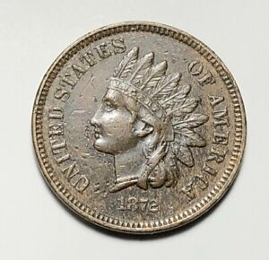 1872-Indian-Head-Cent-Penny-MAKE-US-AN-OFFER-B3887