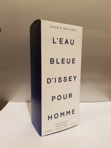 Issey Miyake L'Eau Bleue D'Issey Pour Homme EDT 125ml Practically Full