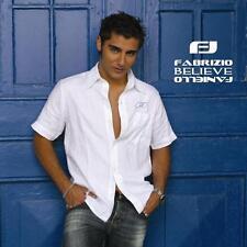 Fabrizio Faniello - CD Album BELIEVE - Eurovision