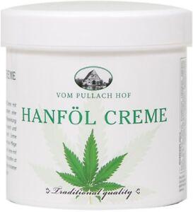 1-40-100-ml-Hanfoel-Creme-250-ml-fuer-die-Pflege-trockener-und-reifer-Haut
