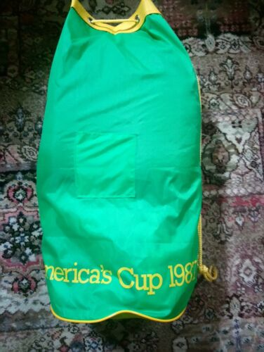 Authentique et original Americas Cup 1987 Duffle Bag