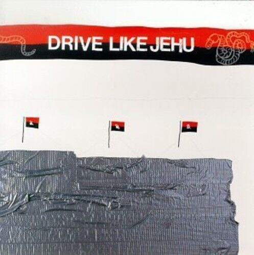 Drive Like Jehu - Drive Like Jehu [New CD]