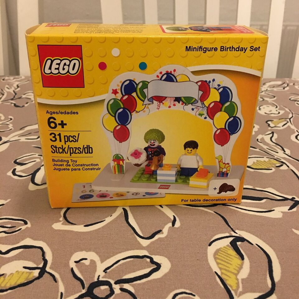 Lego andet, Klovn