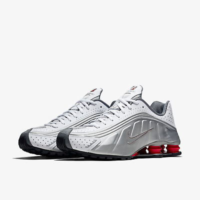 Homme Neuf Authentique Nike Shox R4 Shoes Tailles | eBay