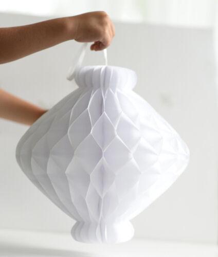 30 cm custom colors Honeycomb lantern decorations