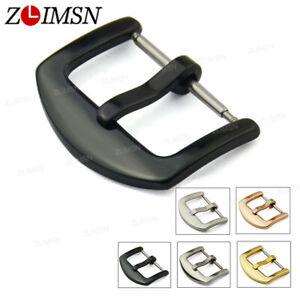 ZLIMSN-Unisex-Stainless-Steel-Fashion-Wrist-Watch-Buckle-16-18-20-22-24-26mm