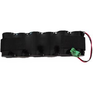 Pile pack alcaline pour alarme 9V 18Ah - BPX 6416204