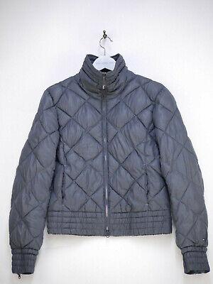 Tommy Hilfiger Jacke Steppjacke Damen Grau Größe M | eBay