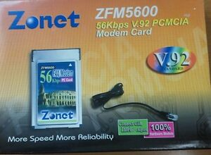 Zonet ZFM5600-CF Drivers for Windows Mac