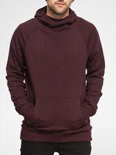 Nike SB Everett Pullover Scuba Men's Hoodie 'Burgundy' (M) 628603 634