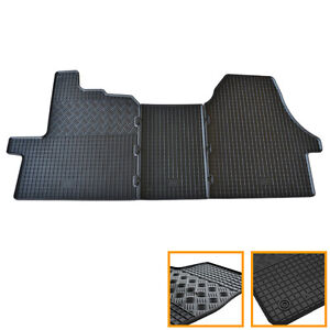tapis sol caoutchouc sur mesure fiat ducato camping car adria arca bavaria kabe ebay. Black Bedroom Furniture Sets. Home Design Ideas
