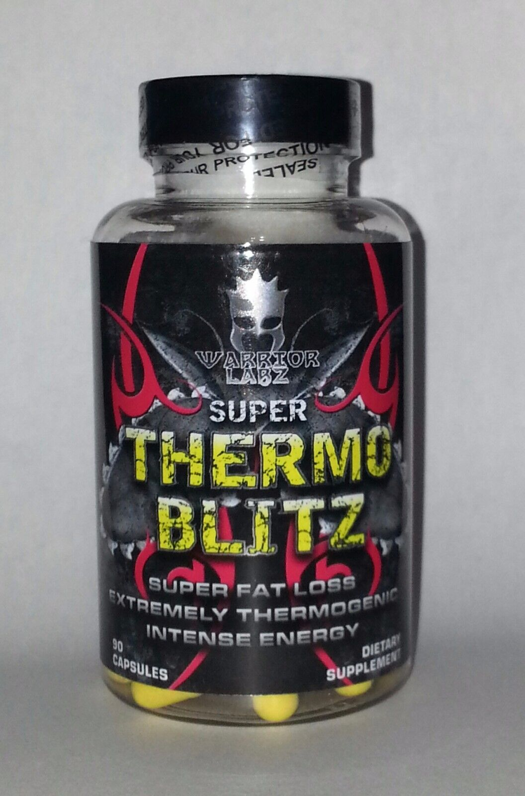 WARRIOR LABZ - - - THERMO BLITZ + FAST FREE SHIPPING - WEIGHT LOSS - LABS 8f6ef0