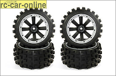 y1401//01 MadMax BIG DIGGER 170x80//x60 Reifen für FG//Smartech /& Co 18 mm
