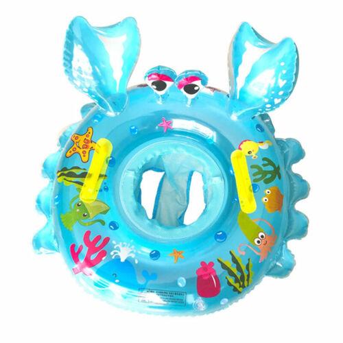 Baby Swimming Ring Inflatable Float Seat Toddler Kid Water Pool Swim Circle Toys
