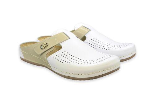 Leder Schuhe Anatomische Arzt und Haus Schuhe Gesundheit Schuhe Art 710 W-Beige