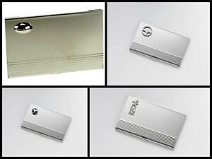 Onyx Art Novelty Stainless Steel Sport Business Card Holder Company
