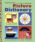 Little Golden Picture Dictionary by Golden Books (Hardback, 2003)