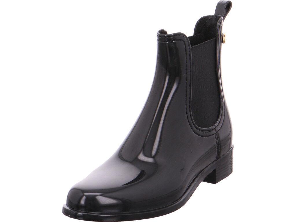 Lemon Jelly Damen  Gummistiefel schwarz