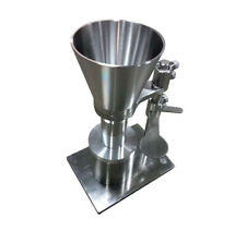 Industrial Sodium Carbonate Bulk Density Meter Powder Bulk Density Tester