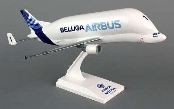 Airbus House color a300-600st 1:200 Beluga skymarks aereo modello skr666 NUOVO