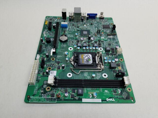 Dell F6x5p Optiplex 390 SFF LGA 1155/ Conector H2 Ddr3 Sdram Escritorio