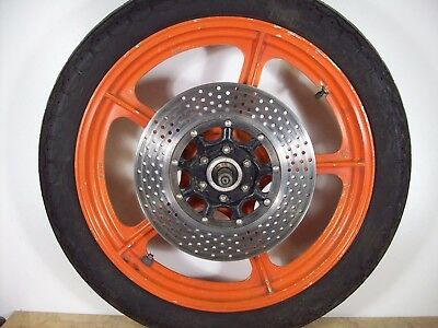 Honda CB 500 550 750 four roue avant jante felgenring DID avant rim front wheel