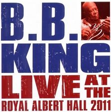 B.B. KING - BB KING AND FRIENDS LIVE AT THE ROYAL ALBERT HALL  CD + DVD NEU