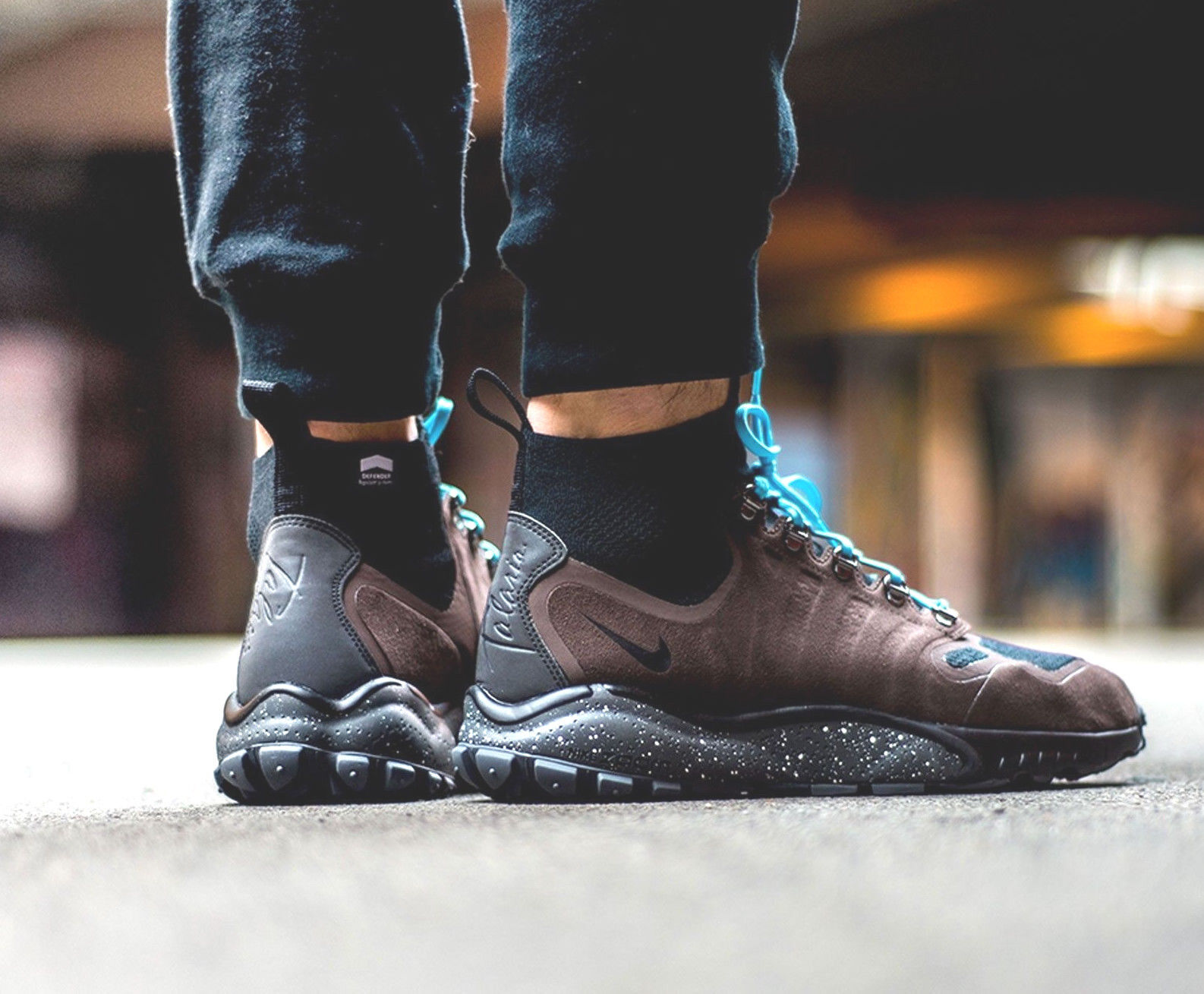 NIKE ZOOM TALARIA MID FK Trainers Flyknit Various Casual Fashion Baroque - Various Flyknit Talla 3e8094