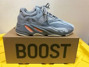 san francisco b26bf d34c8 Details about *NEW* Adidas YEEZY 700 Inertia Size 9 Boost Men's Size 9  Yeezys Sneakers 700s