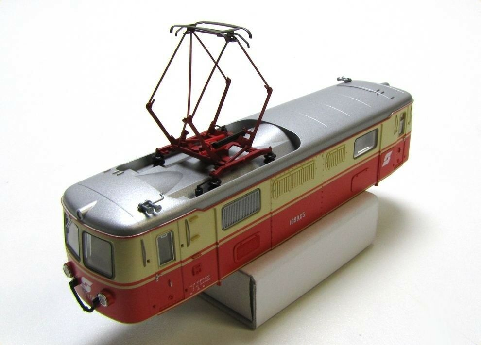 Replacement Chassis ÖBB 1099.05 Maria Zeller Rail for Roco Elektrolok RH 1099 h0e NEW
