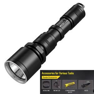 Nitecore-MH25GT-1000-lumens-CREE-XP-L-HI-V3-LED-USB-Rechargeable-Flashlight