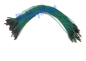20-x-DuPont-2-54mm-1-Pin-Jumper-Male-to-Female-Green-wire-for-Arduino-Breadboard