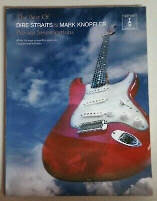 SULTANS OF SWING SONGBOOK DIRE STRAITS GUITAR TAB **BRAND NEW** TABLATURE