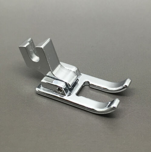 OPEN TOE EMBROIDERY FOOT SCREW-ON LOW SHANK FIT MOST MAKES OF SEWING MACHINES