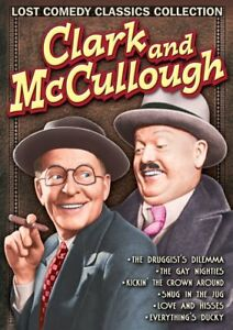 Clark-and-McCullough-Volume-1-Lost-Comedy-Classics-Collection-NEW-DVD