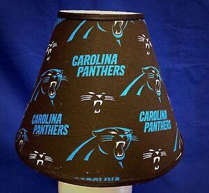 Carolina Panthers Lamp Shade Lampshade Ebay