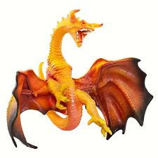 Lava Dragon 2019 Safari Ltd Dragons Fantasy Figurine 100211 Wyvern Figure
