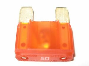 BMW Fuse 40a Amp 32 Volt Blade Type 61138367090