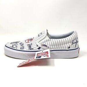 vans yankees shoes