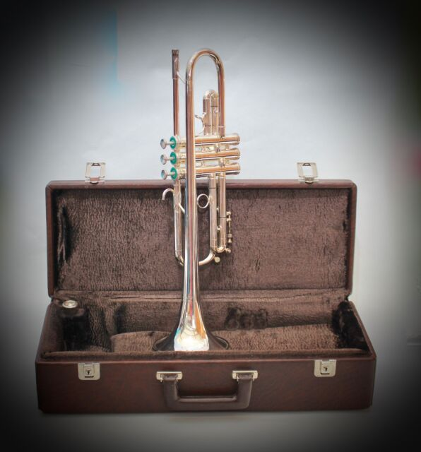 Trompete. Signature 2000 Custom Series U.S.A. Silber - Traumzustand Trumpet