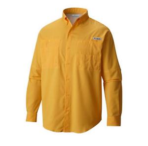 Columbia Men's PFG TAMIAMI™ II Omni-Shade ™ Long Sleeve Shirt Big FS7253-728