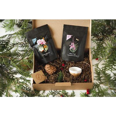 Gift Set of Siberian Tea Ivan Chai and Sagan Dalya
