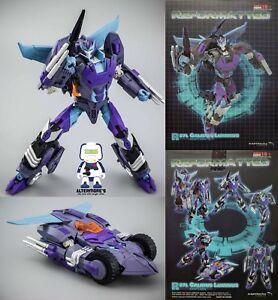 Transformers Mastermind Creations Calidus R-27l Luminus Aka Idw Rodimus Nouveau