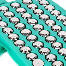 50x LR44 AG13 L1154 357 SR44 Alkaline Button Cell Battery Batteries
